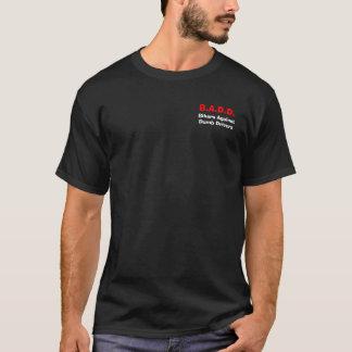 B.A.D.D., Bikers Against Dumb Drivers T-Shirt