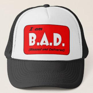 B.A.D.Hat - Customized Trucker Hat