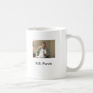 B.B. Purvis Coffee Mug