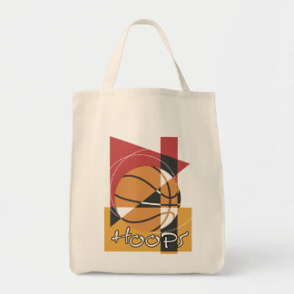 B-Ball Hoops T-shirts and Gifts Tote Bag
