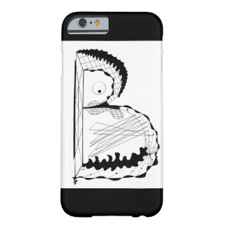 """""""B"""" BARELY THERE iPhone 6 CASE"""