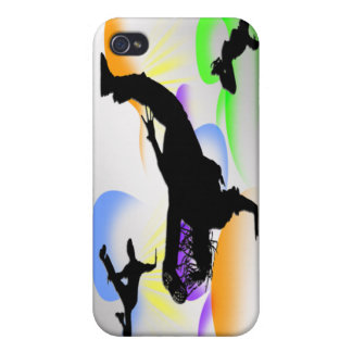 B-Boying  Case For iPhone 4
