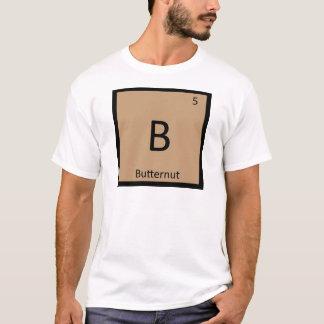B - Butternut Squash Chemistry Periodic Table T-Shirt