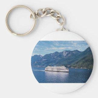 B.C. ferry de Vancouver à Nanaimo sur Vancouver Porte-clé