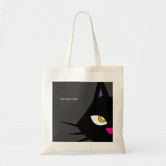 B-CAT TOTE BAG