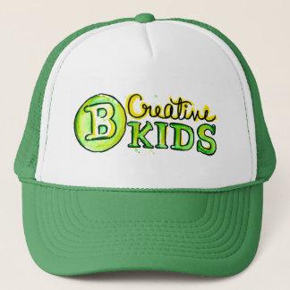 B Creative Kids Trucker Hat