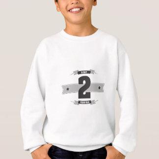 B-day 02 (Dark&Lightgrey) Sweatshirt