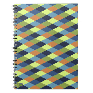 B Diamonds Notebook