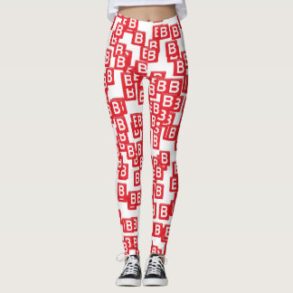 B Emoji Cool Leggings