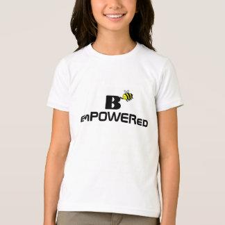B emPOWERed girls t-shirt