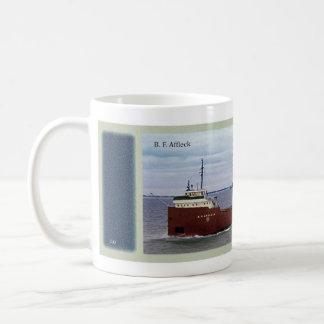 B.F. Affleck mug