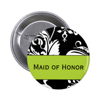 B&G Maid of Honor Button