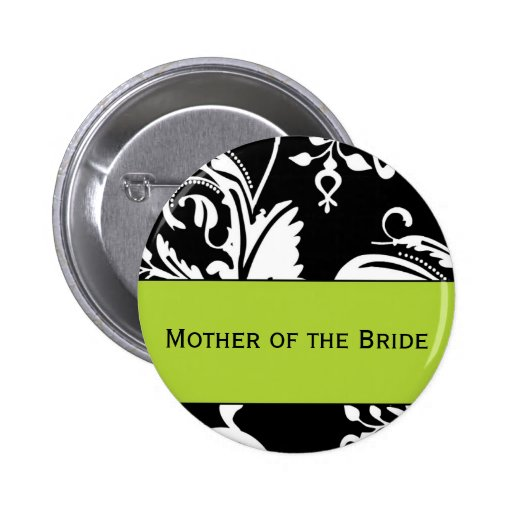 B&G Mother of the Bride Button