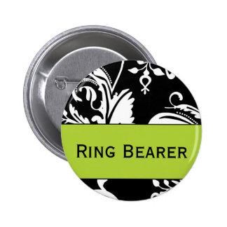 B&G Ring Bearer Button