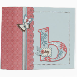 B is for Baby 2.0 Binder
