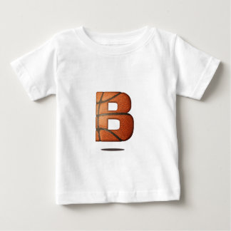 B is for Basketball Baby T-Shirt