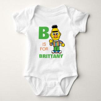 B is for Bert Tshirt