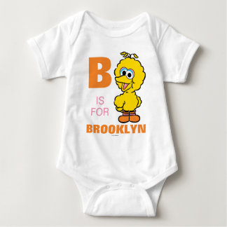 B is for Big Bird T-shirts
