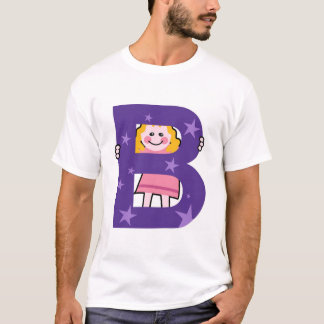 B is for.... T-Shirt