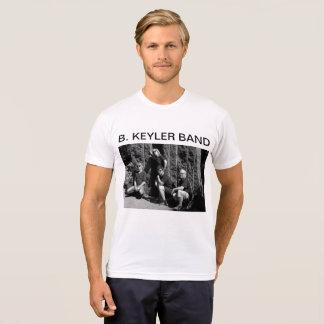 B. Keyler Band T-shirt (2017)