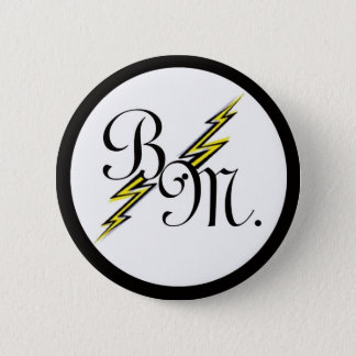 "B.M. - ""Best Man"" Joke Pin"