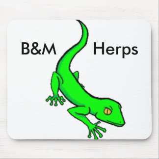 B&M  Herps mouse pad