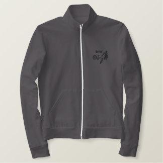 B M X Logo Embroidered Jacket