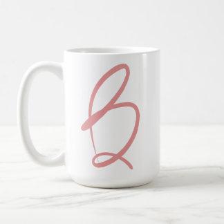 B Mug - Letters to Keller Series