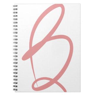 B Notebook - Letters to Keller Series