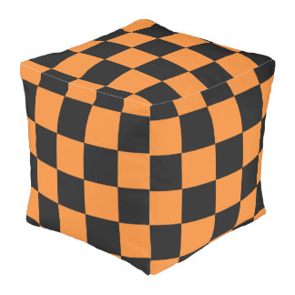 B+O Checker Cube Bean Bags Pouf