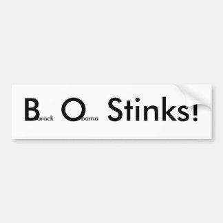 B.O.Stinks! Bumber Sticker
