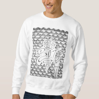 B.O.TSply.Co rew Neck Sweatshirt