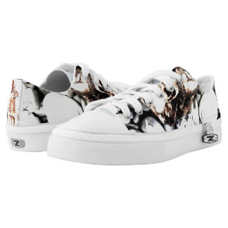 B on the run Low-Top sneakers