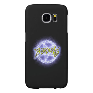"""B "" ørderless TV LOGO Galaxy S6 and Barely There Samsung Galaxy S6 Cases"