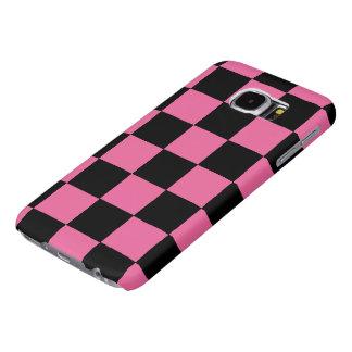 B+Pk Checker Galaxy S6 Cases