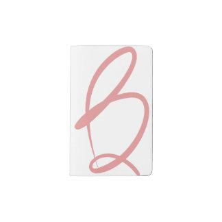 B Pocket Journal - Letters to Keller Series