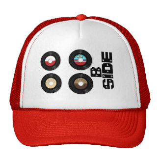 B-Side Vinyl Trucker Hat