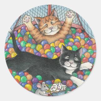 B & T #8 Frolic Stickers