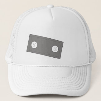 B Tab Trucker Hat