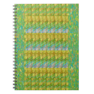 b TEMPLATE Colored easy to ADD TEXT and IMAGE gift Spiral Note Books