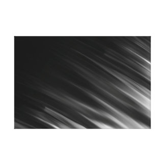 B&W Atmosphere - Canvas Print