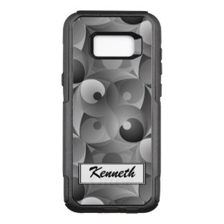 B/W Balance by Kenneth Yoncich OtterBox Commuter Samsung Galaxy S8+ Case