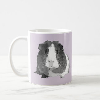 B&W 'Betty' Guinea Pig Mug