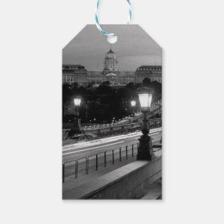 B&W Budapest Pack Of Gift Tags