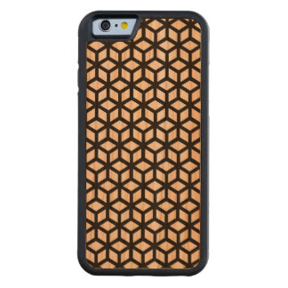 B&W Cube Pattern Cherry iPhone 6 Bumper Case