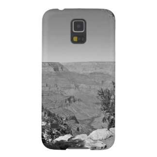 B&W Grand Canyon National Park 3 Galaxy S5 Covers