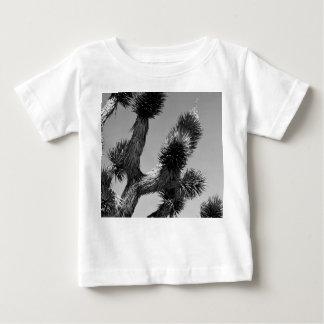B&W Joshua Tree National Park 4 Baby T-Shirt