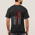 B&W Lineman Tshirt