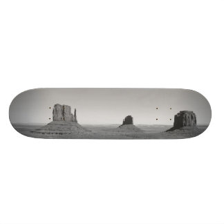 B&W Monument Valley 3 Skate Board Decks