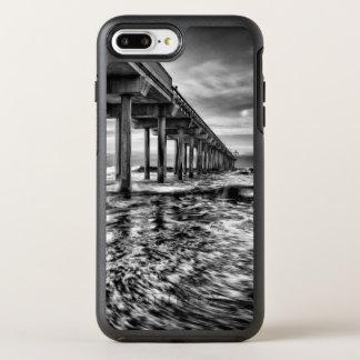 B&W pier at dawn, California OtterBox Symmetry iPhone 7 Plus Case